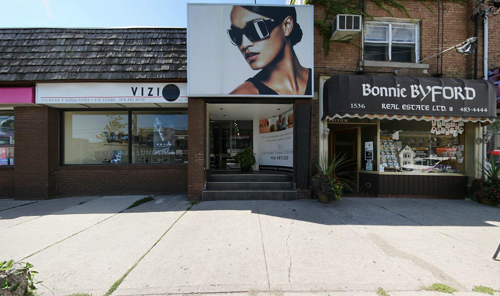 Vizio Eyewear Services